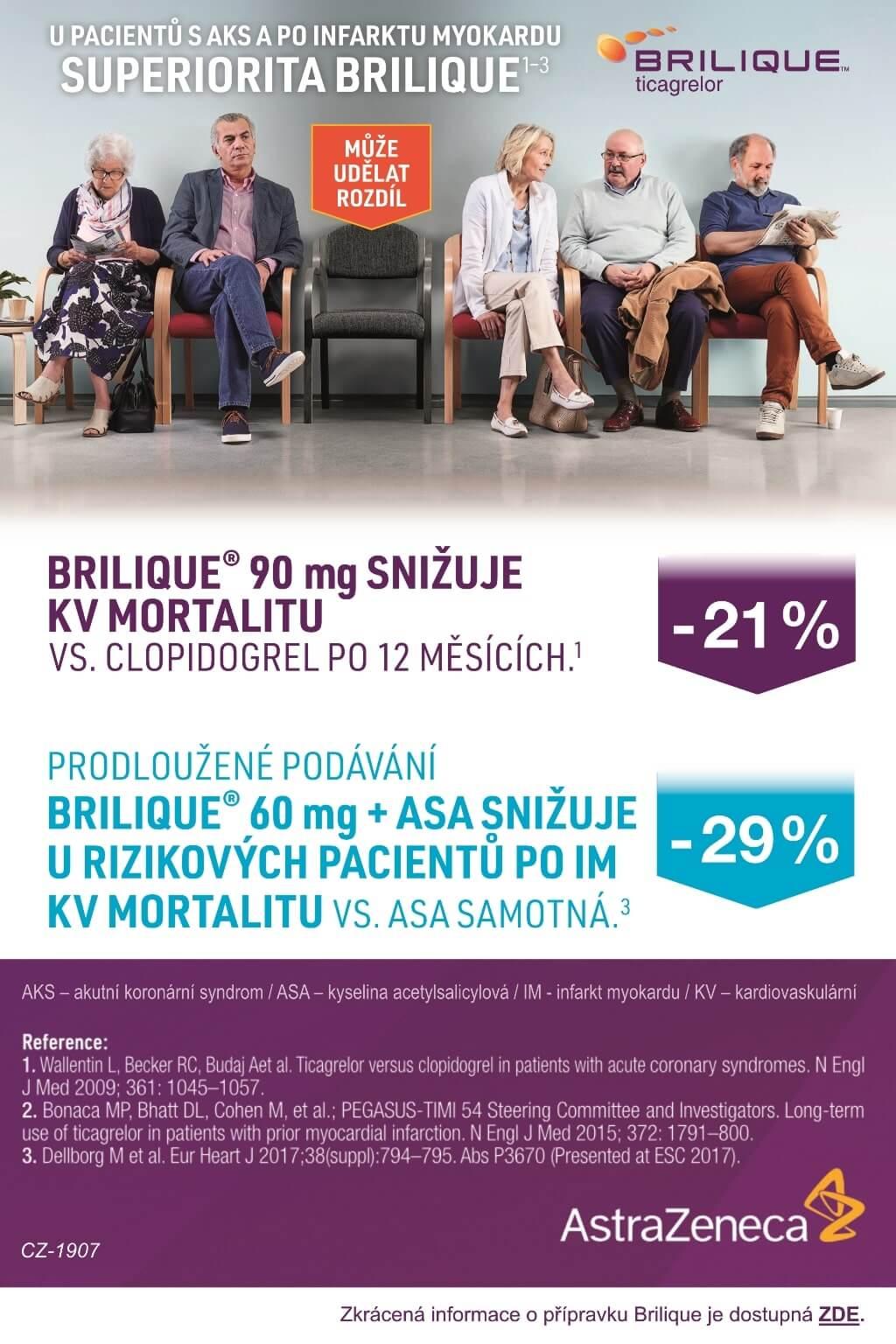 Brilique – AstraZeneca